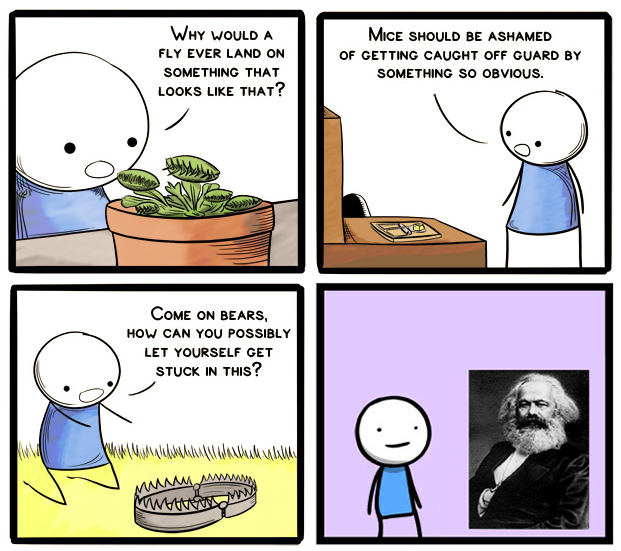 Trap of Marxism